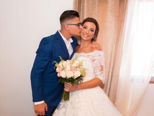 La boda de Juan Antonio y Chari en Alhaurin De La Torre, Málaga 5