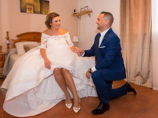 La boda de Juan Antonio y Chari en Alhaurin De La Torre, Málaga 9