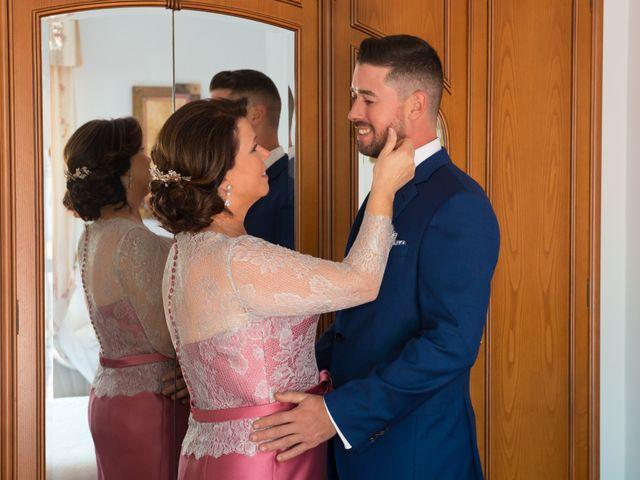La boda de Juan Antonio y Chari en Alhaurin De La Torre, Málaga 10