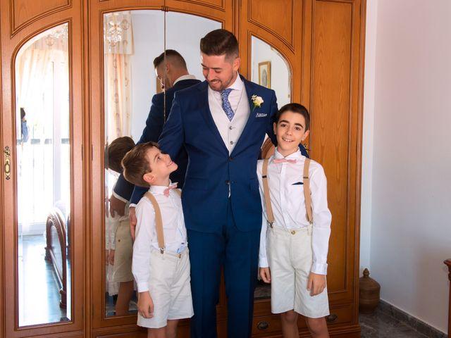 La boda de Juan Antonio y Chari en Alhaurin De La Torre, Málaga 11