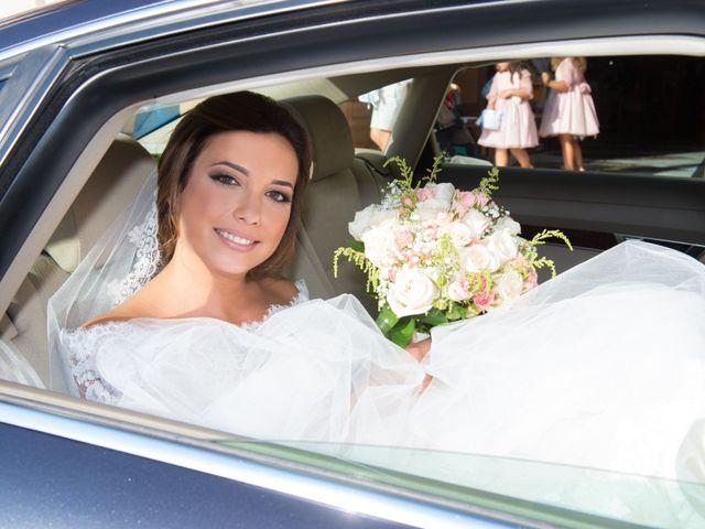 La boda de Juan Antonio y Chari en Alhaurin De La Torre, Málaga 15