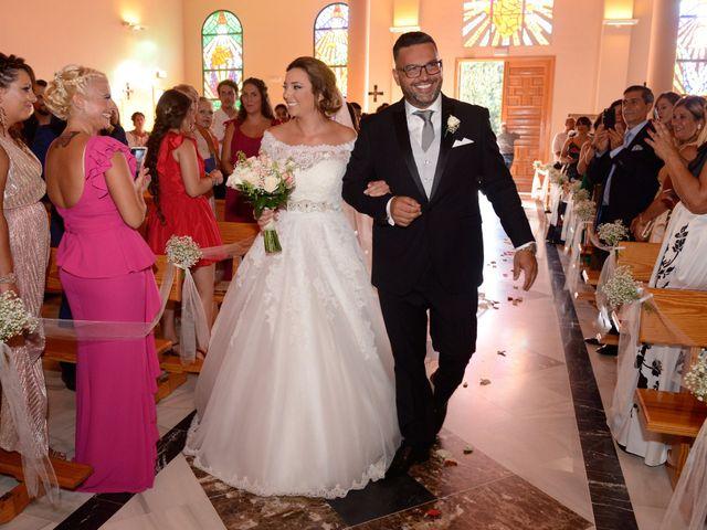 La boda de Juan Antonio y Chari en Alhaurin De La Torre, Málaga 18