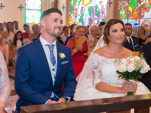 La boda de Juan Antonio y Chari en Alhaurin De La Torre, Málaga 19