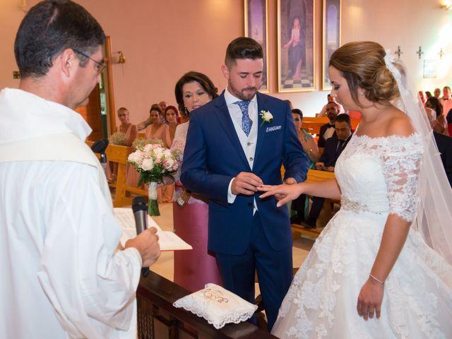 La boda de Juan Antonio y Chari en Alhaurin De La Torre, Málaga 20