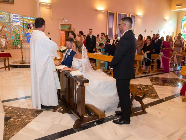 La boda de Juan Antonio y Chari en Alhaurin De La Torre, Málaga 21