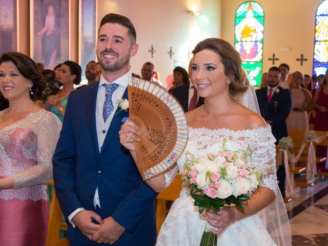 La boda de Juan Antonio y Chari en Alhaurin De La Torre, Málaga 23