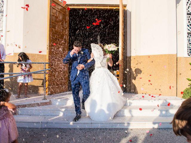 La boda de Juan Antonio y Chari en Alhaurin De La Torre, Málaga 24
