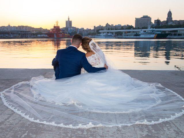 La boda de Juan Antonio y Chari en Alhaurin De La Torre, Málaga 28