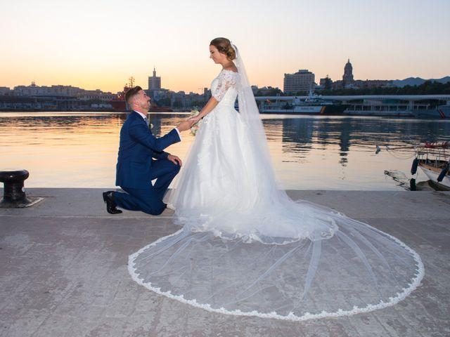 La boda de Juan Antonio y Chari en Alhaurin De La Torre, Málaga 29