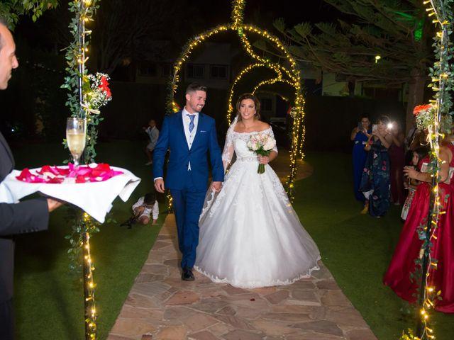 La boda de Juan Antonio y Chari en Alhaurin De La Torre, Málaga 31