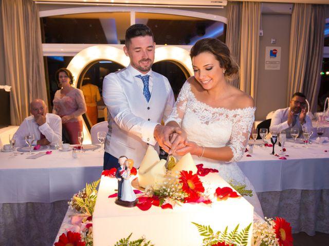La boda de Juan Antonio y Chari en Alhaurin De La Torre, Málaga 34