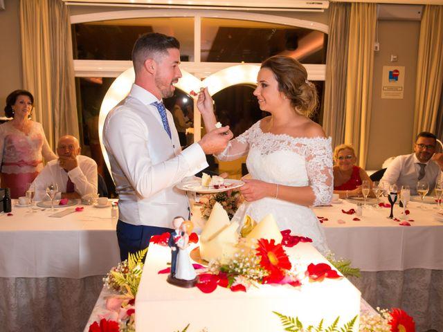 La boda de Juan Antonio y Chari en Alhaurin De La Torre, Málaga 35