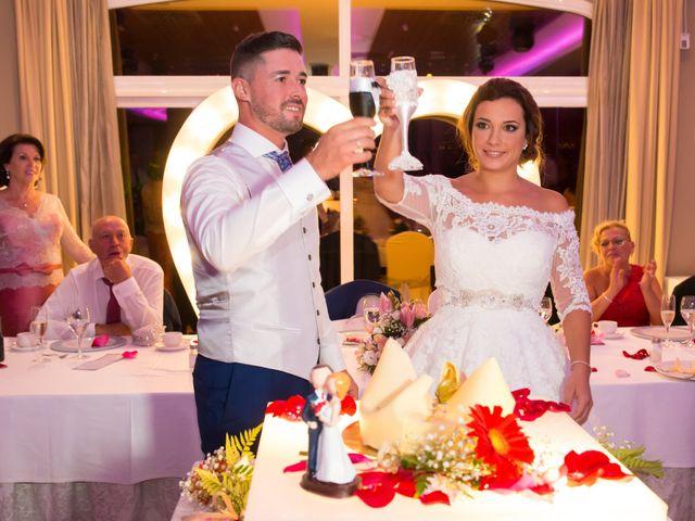 La boda de Juan Antonio y Chari en Alhaurin De La Torre, Málaga 36