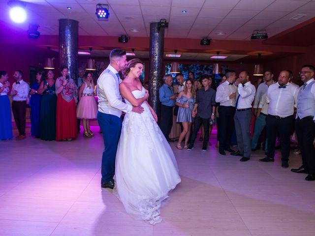 La boda de Juan Antonio y Chari en Alhaurin De La Torre, Málaga 38