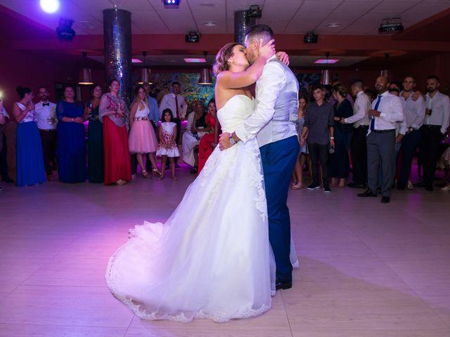 La boda de Juan Antonio y Chari en Alhaurin De La Torre, Málaga 39