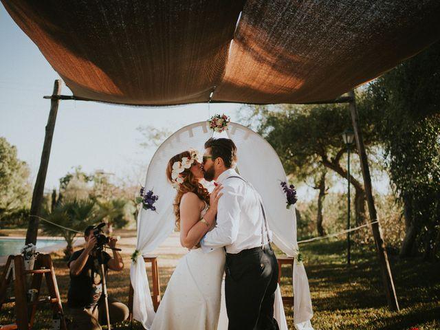 La boda de Lina y Isaias