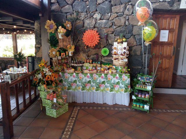 La boda de Ana Raquel  y Carlos Alberto en La Orotava, Santa Cruz de Tenerife 4
