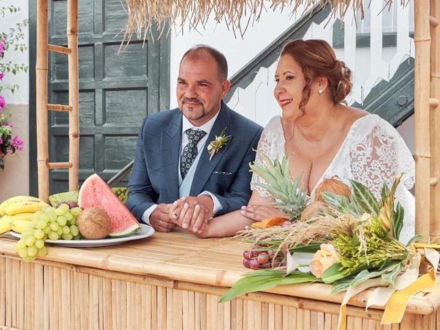 La boda de Carlos Alberto y Ana Raquel