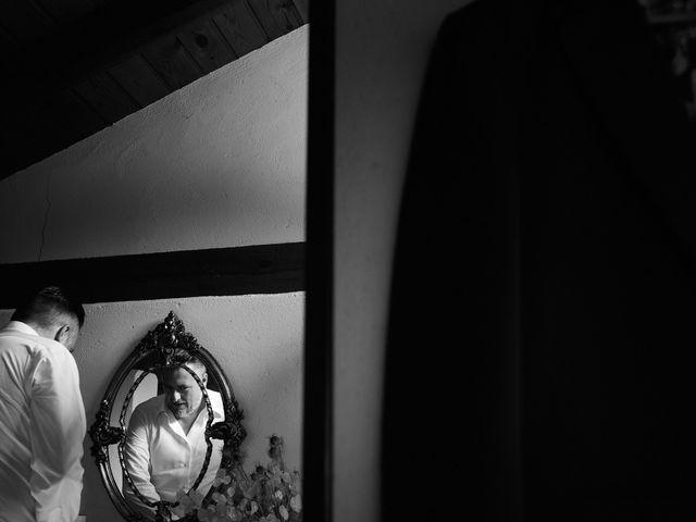 La boda de David y María en Ezcaray, La Rioja 2