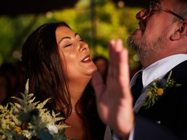 La boda de David y María en Ezcaray, La Rioja 16