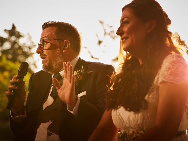 La boda de David y María en Ezcaray, La Rioja 18