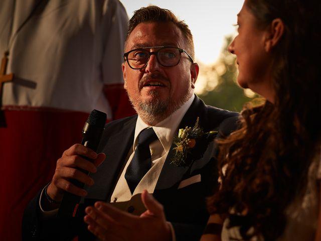 La boda de David y María en Ezcaray, La Rioja 21