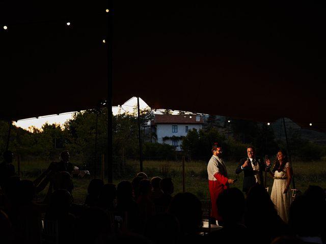 La boda de David y María en Ezcaray, La Rioja 22