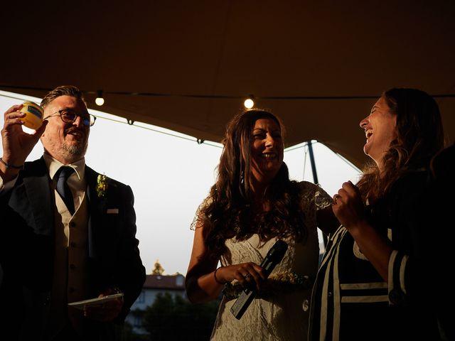 La boda de David y María en Ezcaray, La Rioja 23