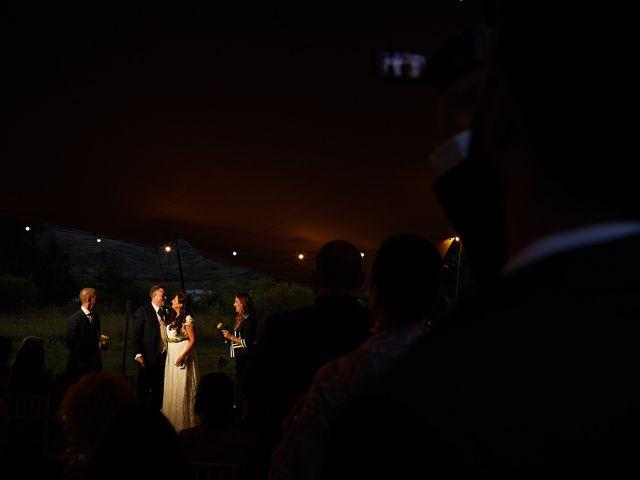 La boda de David y María en Ezcaray, La Rioja 26