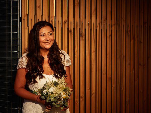La boda de David y María en Ezcaray, La Rioja 28