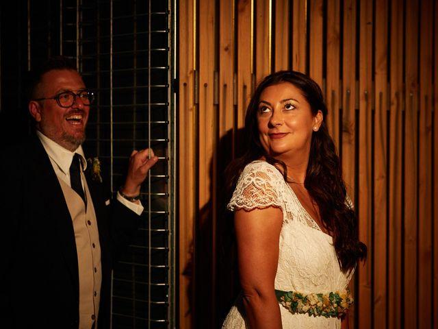 La boda de David y María en Ezcaray, La Rioja 29