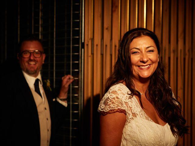 La boda de David y María en Ezcaray, La Rioja 30