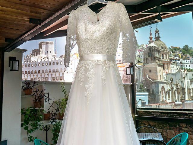 La boda de Dianne y Fabian en Toledo, Toledo 4