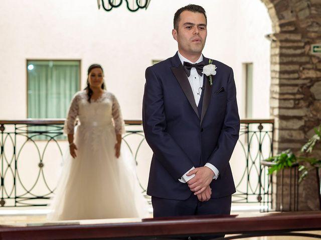 La boda de Dianne y Fabian en Toledo, Toledo 12