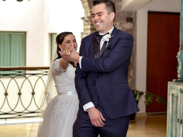 La boda de Dianne y Fabian en Toledo, Toledo 13