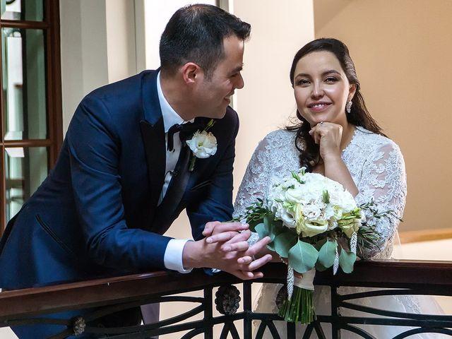 La boda de Dianne y Fabian en Toledo, Toledo 16