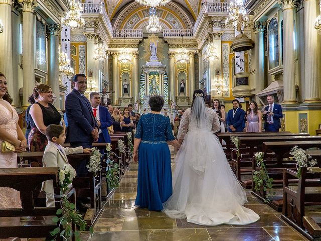 La boda de Dianne y Fabian en Toledo, Toledo 20