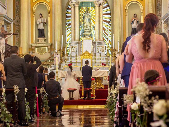 La boda de Dianne y Fabian en Toledo, Toledo 21