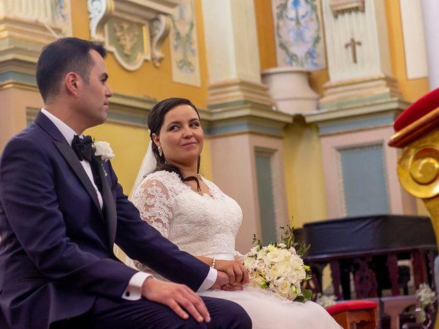 La boda de Dianne y Fabian en Toledo, Toledo 22