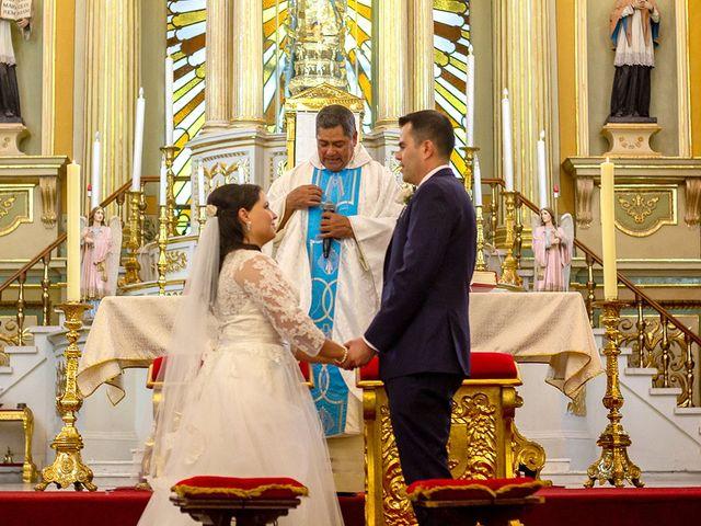 La boda de Dianne y Fabian en Toledo, Toledo 24