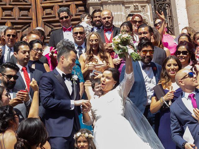 La boda de Dianne y Fabian en Toledo, Toledo 27