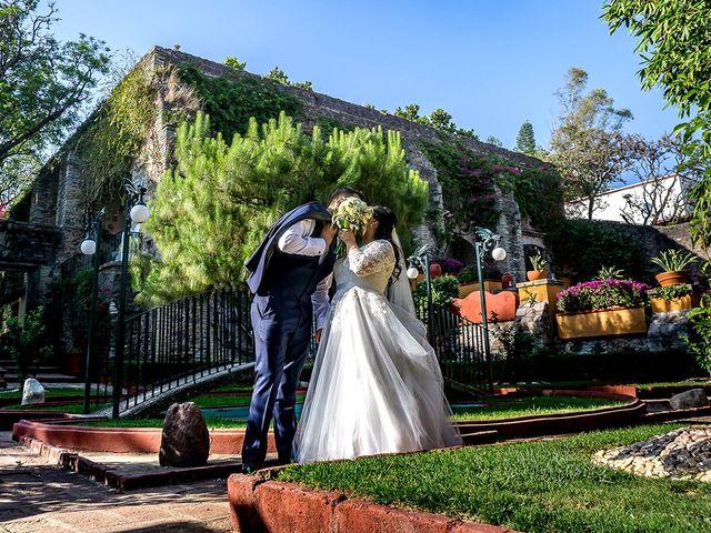 La boda de Dianne y Fabian en Toledo, Toledo 32