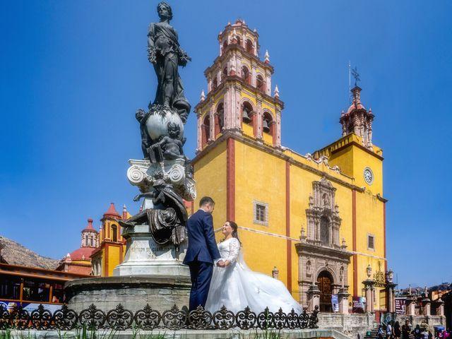 La boda de Dianne y Fabian en Toledo, Toledo 1