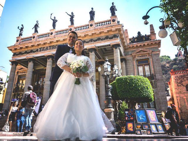 La boda de Dianne y Fabian en Toledo, Toledo 34