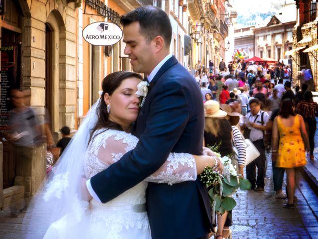 La boda de Dianne y Fabian en Toledo, Toledo 35