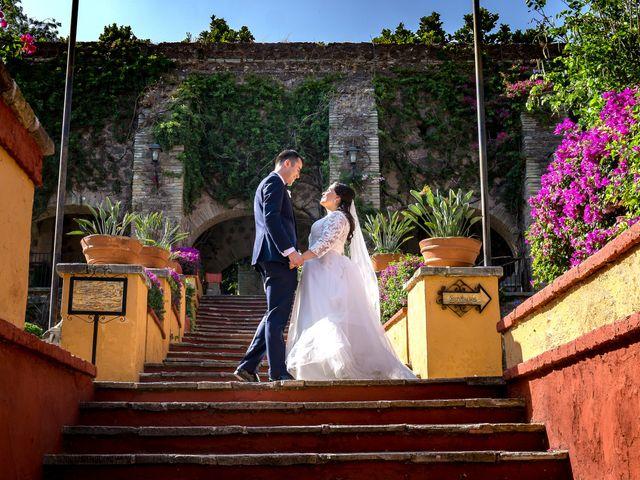 La boda de Dianne y Fabian en Toledo, Toledo 2