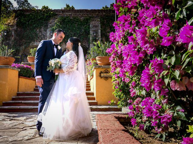 La boda de Dianne y Fabian en Toledo, Toledo 36