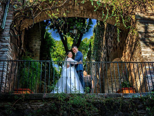 La boda de Dianne y Fabian en Toledo, Toledo 38