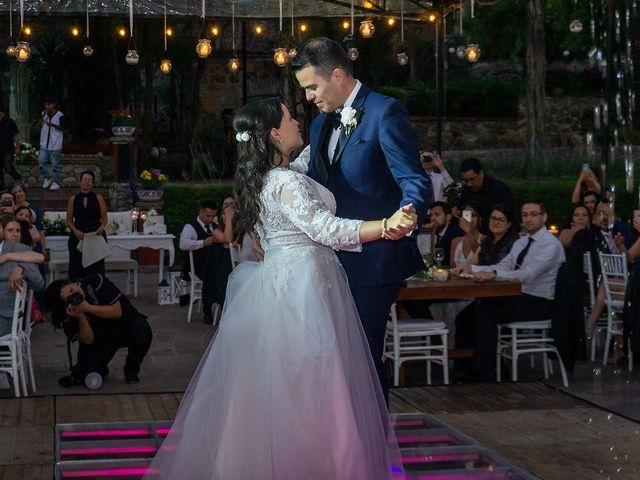 La boda de Dianne y Fabian en Toledo, Toledo 44