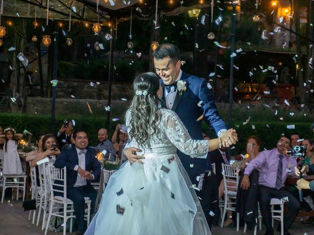 La boda de Dianne y Fabian en Toledo, Toledo 45